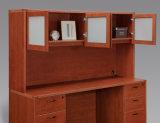 Moderner Qualität Kraftstoffregler-Vorstand-Büro-MöbelHutch mit Aluminiumglastür