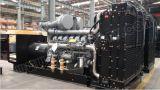 супер молчком тепловозный генератор 800kw/1000kVA с UK двигателем Ce/CIQ/Soncap/ISO Perkins