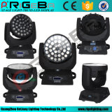 36*10W LED Zoom Moving Head Wash stade lumière