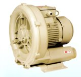 Ventilador de ar 550W Bomba de vácuo monofásico Ventilador de ar Soprador de canal lateral Vortex Bomba de gás