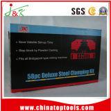 Vendant la qualité 58 nécessaires de serrage de luxe par Steel