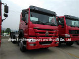 336HP Sinotruk HOWO 6X4のトラクターのトラック10wheels