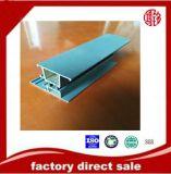 Aluminiumprofil des strangpresßling-6063 T5 für Witwe und Tür