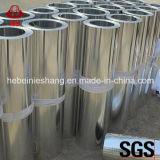 Lámina de aluminio con Lacuqer recubierto para embalaje de ampollas