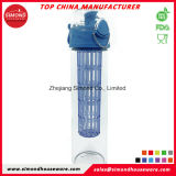 Bouteille en verre borosilicate de 500 ml avec infuseur de fruits GB-A2