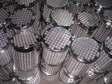 Cesta de moda del filtro del acero inoxidable de la dimensión de una variable redonda de la alta calidad