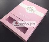 Netter Entwurfs-Haar Extansion kundenspezifischer Perücke-Kasten-verpackenfaltender Kasten