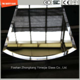 4mm 5mm 6mm 8mm Europa Grau, Brown-silberner dekorativer Spiegel mit ISO, CCC, SGCC Bescheinigung