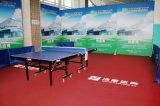 ロールスロイス(HK4-2001)のIttf/ポリ塩化ビニールの床またはプラスチック床が付いているテーブルテニスの床
