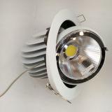 Mobilier amovible Alu d'ÉPI. DEL Downlight (LED-DL-007)