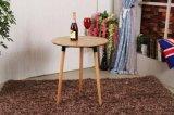 Tabella moderna di modo del salone di faggio della Tabella solida di legno (M-X2038)