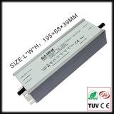 120W constante Huidige Waterdichte IP67 LEIDENE Transformator met Ce/RoHS