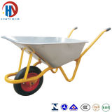 Wheelbarrow Wb5238 da bandeja do zinco