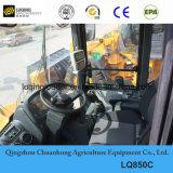 Lq850c de Lader van het Wiel van Hyundai met ProefControle, Airconditioner