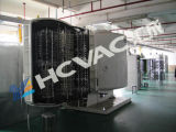 Decorativo de plástico metalización de aluminio Máquina de revestimiento, metalización al vacío de la planta