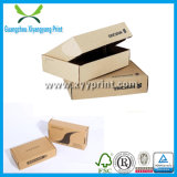 De tamaño personalizado regalo de la entrega de correo de papel ondulado Embalaje