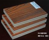 La Chine fournisseur Carte WPC mousse blanche WPC feuille décorative pour le mobilier d'administration