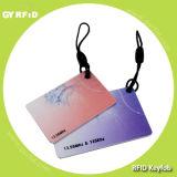 Удостоверение личности Keychains Em Kep Em4069 для системы посещаемости RFID (GYRFID)