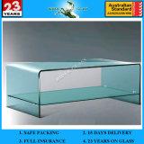 Vidro temperado de 3-19 mm e AS / NZS2208: mesa de jantar de vidro temperado 1996