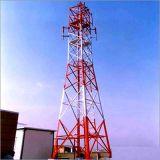 직류 전기를 통한 강철 격자 안테나 탑