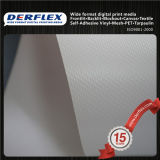 Знамя печатание PVC гибкого трубопровода знамени Frontlit изготовления PVC материальное