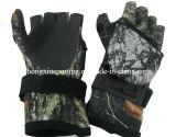 Перчатки неопрена для рыболовства и звероловства (HX-G0054)