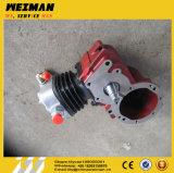 SdlgのローダーはWd10g220e21エンジン部分の空気圧縮機612600130430 4110000557033を分ける