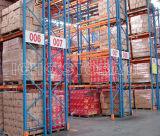 Aprovado pela CE Sistema de Rack Heavy Duty armazenamento armazém de paletes de aço
