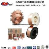 Провод заварки Er50-6 MIG СО2 (AWS A5.18 ER70S-6)