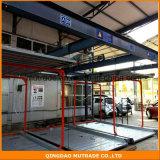Sistema bidirezionale semi automatico di parcheggio di puzzle del veicolo dell'automobile di marca di Mutrade