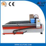 De goedkope Chinese CNC Scherpe Machine van het Plasma voor Aluminim, Staal