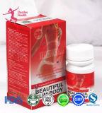 El cuerpo delgado de la belleza adelgaza las píldoras de la pérdida de peso pierde el producto del peso
