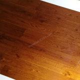 Настил твёрдой древесины настила дуба деревянный с по-разному цветом