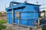 Traitement des eaux résiduaires municipal par l'intermédiaire de filtre vertical de part