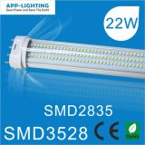 2g11 LED Luz Pl 22W