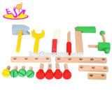 2016 Melhor Design de ferramenta de crianças de madeira brinquedo W03D072