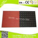 SBR colorido EN1177 exterior Certificado de seguridad de caucho Suelos de Mats