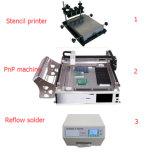 SMT Solder Paste Printer 600X420mm