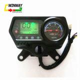 Peça da motocicleta Ww-7258, velocímetro da motocicleta do diodo emissor de luz,