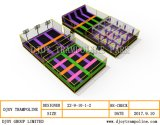 Nouveau design pour la vente à l'intérieur du Parc du trampoline (BJ-TR06)