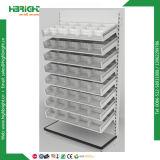 Полка гондолы аптеки шкафа фармации с ящиком