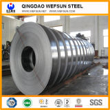 0.13 ~ 2.5mm GB Standard Epaisseur Zinc Revêtue Gi Steel Strip