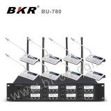 Bu780 8チャネルPAのシステム製品