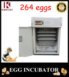 Le CE a reconnu ! Petit incubateur pour l'oiseau Hatcher (KP-5) de 264 oeufs de caille