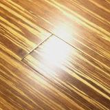Uniclic Tiger Strand sólido tejido Pisos de bambú)