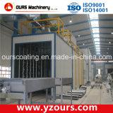 Nuova linea di produzione orizzontale del rivestimento della polvere con il migliore prezzo