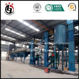 Горячая печь активации пара для производственной линии активированного угля