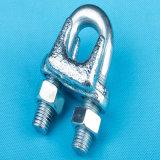 Томительноий-тягуч стальной тип зажим веревочки провода