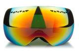 耐衝撃性のパソコンレンズ紫外スポーツガラスのスキーのゴーグル
