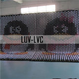 China Market LED-binnengordijn/Flex LED-gordijn farbric
